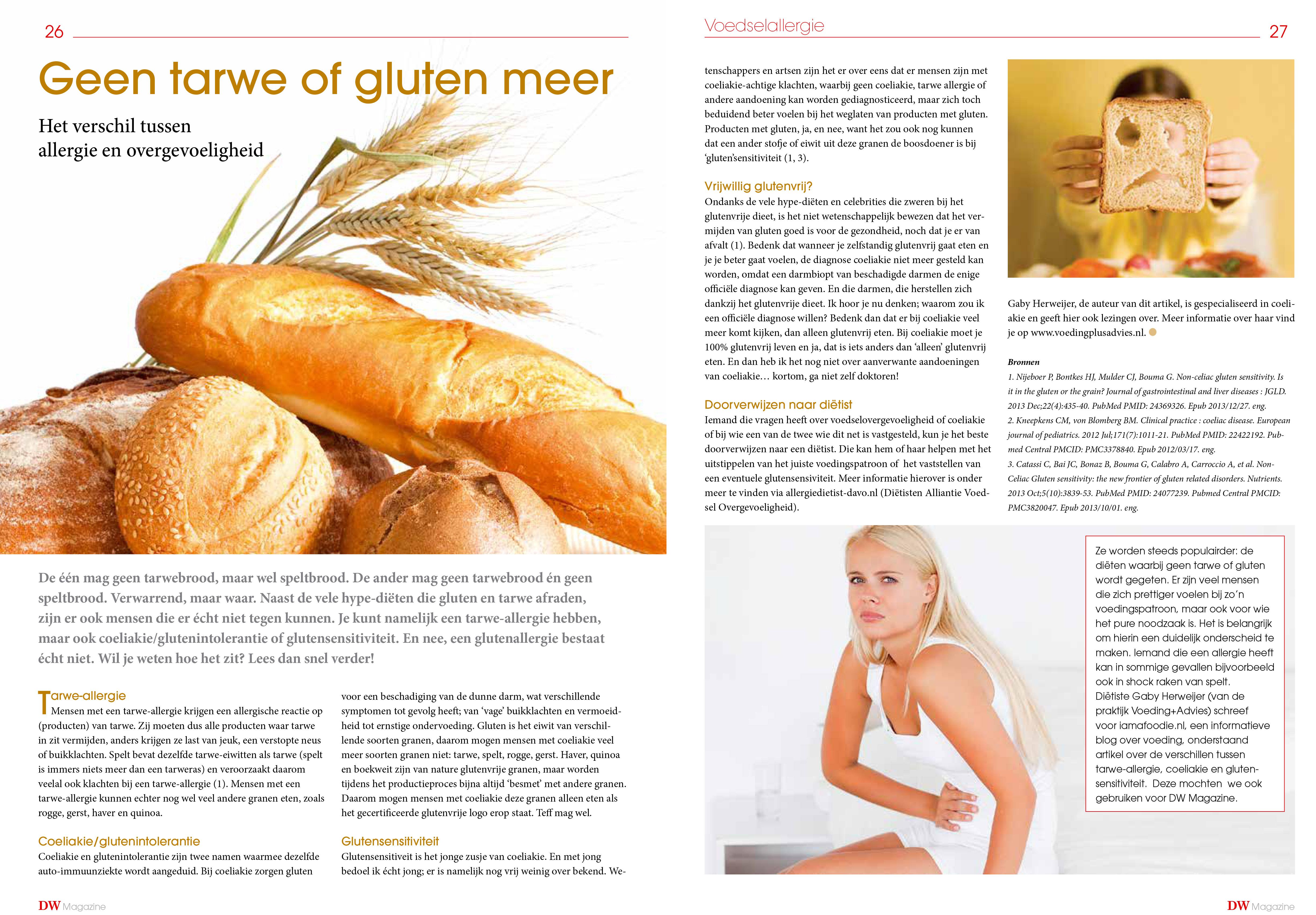 Gluten–DW Herfst 2